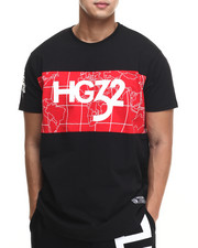 Men - HG32 Nations S/S Knit Tee