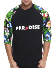 The Skate Shop - Paradise Lost Raglan Tee