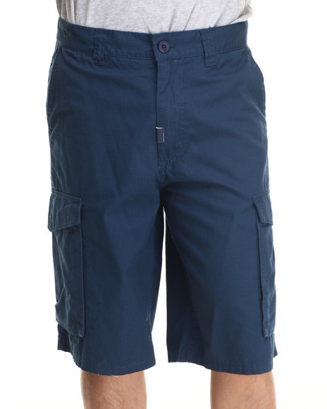 Lrg - Men Navy Rc Classic Cargo Short - $29.99