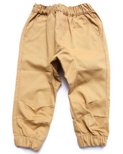 Bottoms - TWILL JOGGER PANTS (2T-4T)