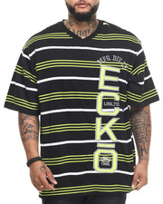 Shirts - Stripes T-Shirt (B&T)