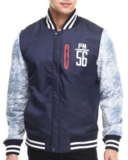 Parish - Letterman Loopback Jacket