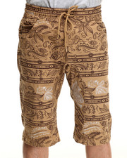 Men - Printed Short Pants
