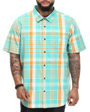 Shirts - Franco Hova S/S Button-Down (B&T)