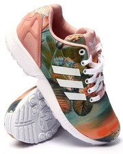 Adidas - ZX Flux W Farm Sneakers