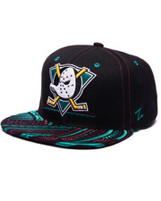 NBA, MLB, NFL Gear - Mighty Ducks Kona NHL Snapback Hat