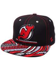 NBA, MLB, NFL Gear - New Jersey Devils Kona NHL Snapback Hat