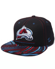 NBA, MLB, NFL Gear - Avalanche Kona NHL Snapback Hat