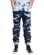 Men - Denim Acid Jogger