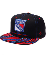 NBA, MLB, NFL Gear - New York Rangers Kona NHL Snapback Hat