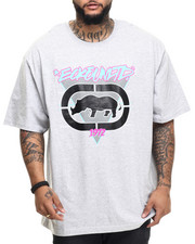 Ecko - Triangle Logo T-Shirt (B&T)