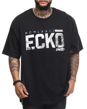 Ecko - City Fill T-Shirt (B&T)