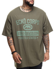 Men - Ecko Corps T-Shirt (B&T)