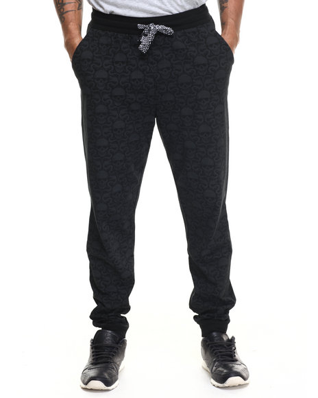 Ur-ID 215989 Enyce - Men Black Enter The Dragon All Over Print Jogger