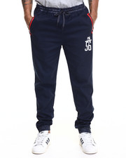 Jeans & Pants - Nylon Twill Jogger