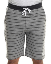 Men - Heathered Fleece Short