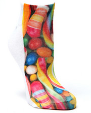 Accessories - Candy Stripe Sublimated Socks