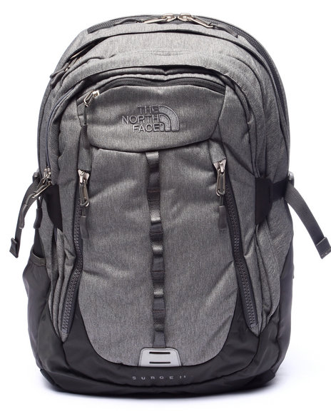The North Face Men Surge 2 Backpack Grey