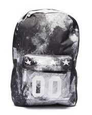 Backpacks - Moon Print Backpack