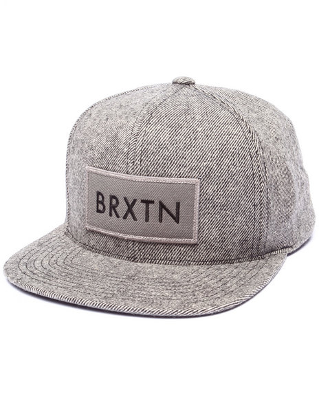 Brixton Black Clothing Accessories