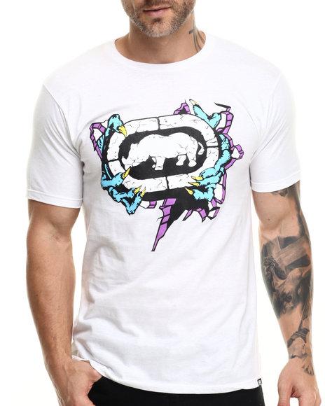 Ur-ID 216125 Ecko - Men White Monster Hands T-Shirt