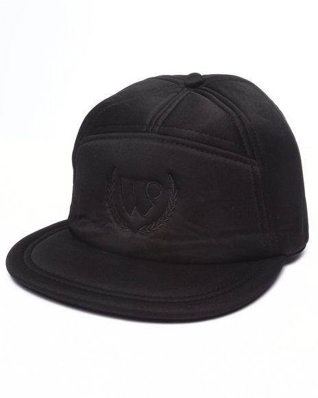 Ur-ID 223117 Waimea - Men Black Logo Neoprene Hat