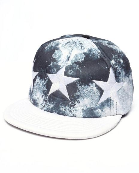 Ur-ID 223119 Waimea - Men Grey Moon & Star Hat