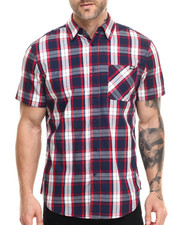 Ecko - Oxford S/S Button-Down