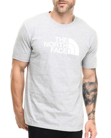 Ur-ID 216095 The North Face - Men Grey Half Dome Tee