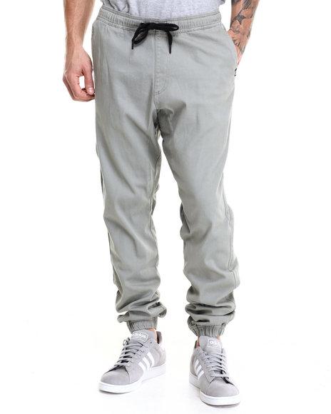 Ur-ID 216109 Ecko - Men Grey Twill Jogger