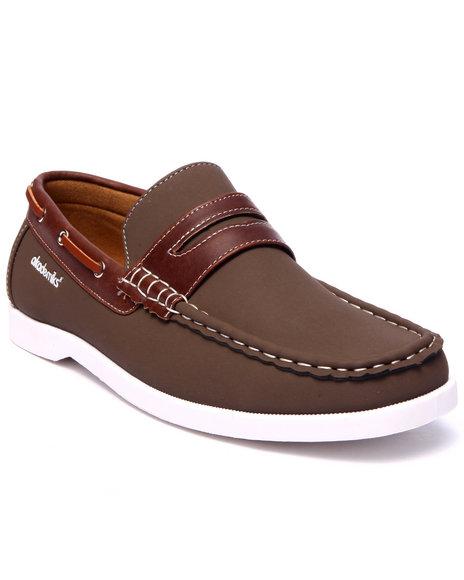 Akademiks Tan Shoes