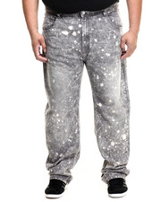 Jeans & Pants - Bleach Splatter Denim (B&T)