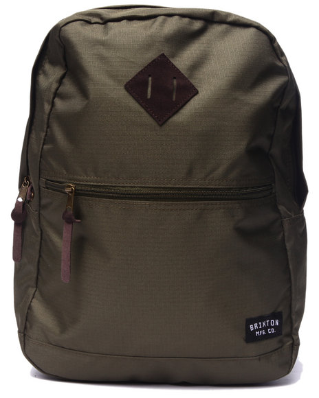 Brixton Men Carson Backpack Olive
