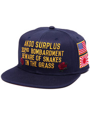AKOO - Churchill Snapback Cap