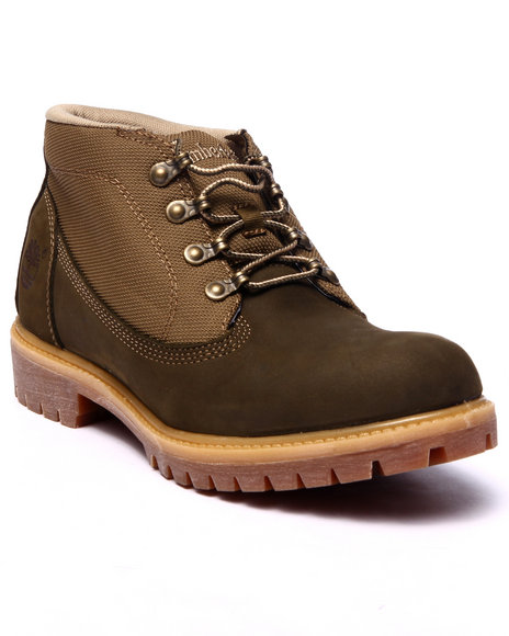 Ur-ID 216181 Timberland - Men Olive Timberland Icon Campsite Boots