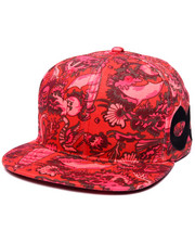 Hats - WAVE FOREST SNAPBACK CAP