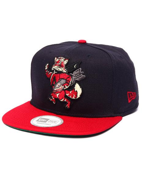 Ur-ID 223123 AKOO - Men Navy Mascot Snapback Cap