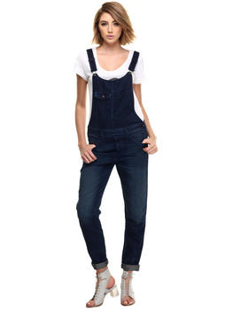 Jumpsuits - Dark Wash Overalls