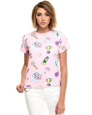 Joyrich - giza tennis club tee - womens