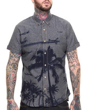 Men - Pacific Theater Button-down