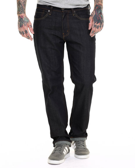 Levi's - Men Raw Wash 541 Athletic Straight Fit Rigid Dragon Jeans