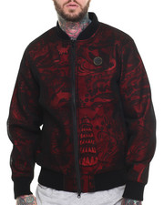Men - WAVE FOREST BOMBER JACKET