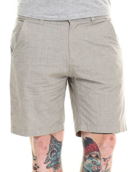 Ur-ID 216258 WESC - Men Grey Jinxo Twill Shorts