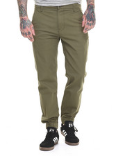 Levi's - Chino Jogger Self Cuff Twill Pants