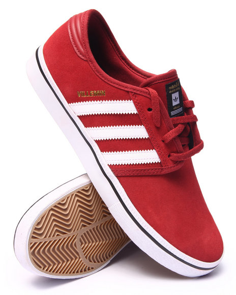Ur-ID 216277 Adidas - Men Red Seeley Pro Villemin