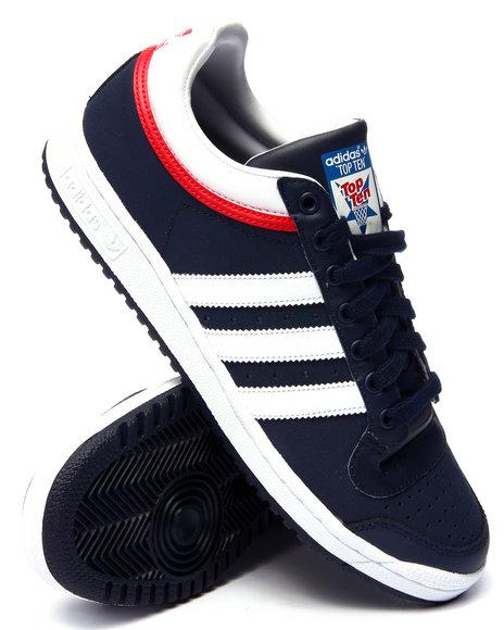 Ur-ID 216187 Adidas - Men Navy Top Ten Lo