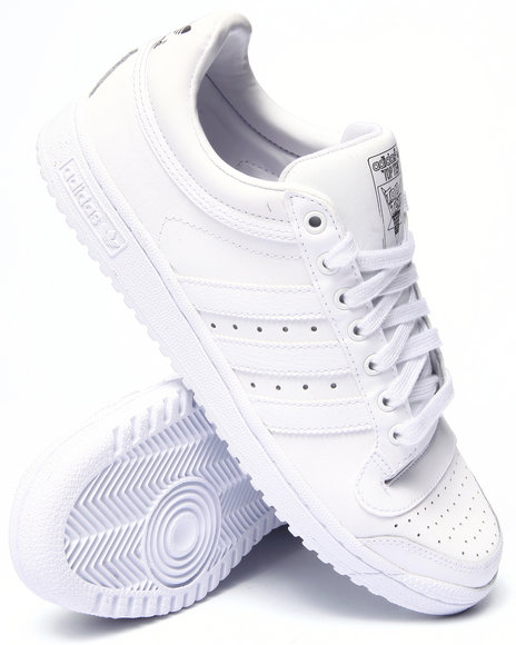 Ur-ID 216188 Adidas - Men White Top Ten Lo Sneakers (Unisex)