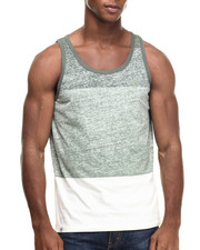 Men - Magsnus Tri - Color Tank Top