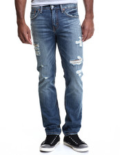 Levi's - 511 Slim Fit Blue Barnacle Jeans