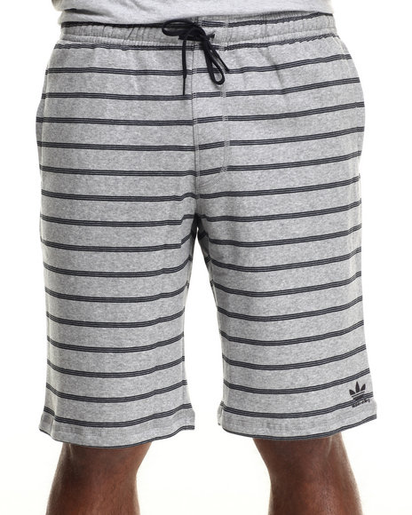 Adidas - Men Grey A D V Knit Shorts